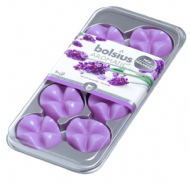 Bolsius Wax Melts - French Lavender Pack 8